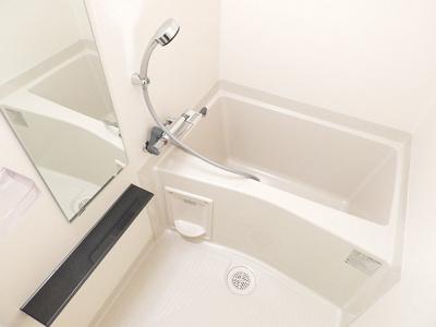 【浴室】プレサンス上町台夕陽丘