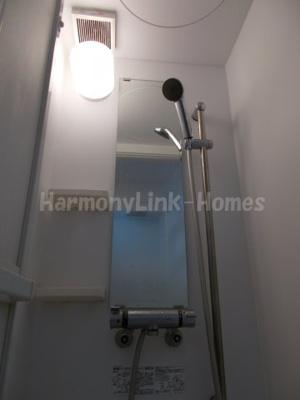 stage本町Ⅱのコンパクトで使いやすいシャワールームです☆