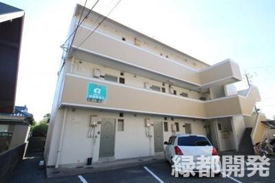 【外観】コーポIVY A棟