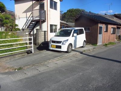 【駐車場】和泉貸家