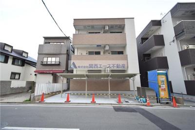 【外観】フジパレス吉田本町Ⅰ番館