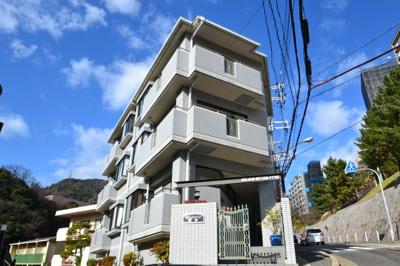 【外観】サンハイツ新田