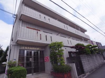 【外観】ハヤシハイツ