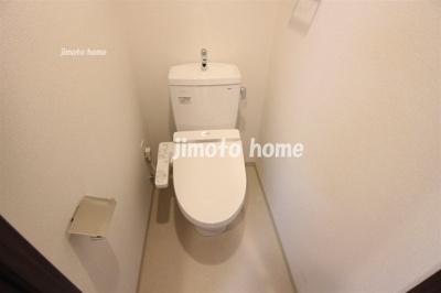 【トイレ】エステムコート中之島GATEⅡ