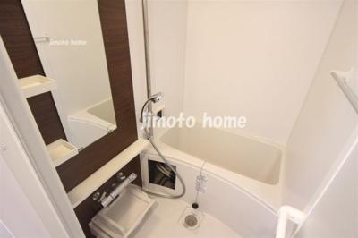 【浴室】エステムコート中之島GATEⅡ