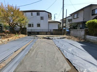 【外観】相模原市南区上鶴間売地