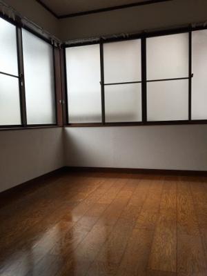 角部屋で日当たりいいです(207号室の写真です)