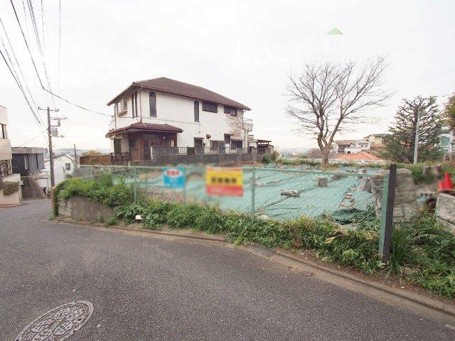 【外観】大田区田園調布4丁目の売地
