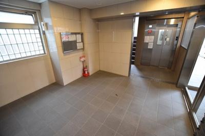 【エントランス】レインボーコートパートⅢ