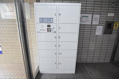 【設備】ファミーユ桜川