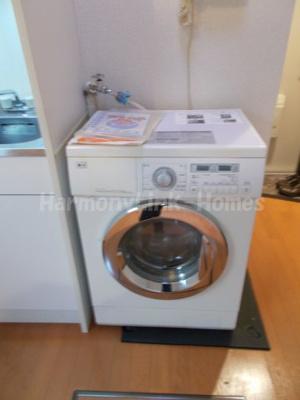 ベルビー小豆沢の乾燥機付き洗濯機☆