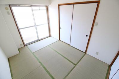 【寝室】サンエール板宿