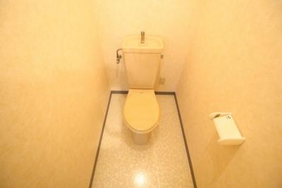 【トイレ】サンエール板宿