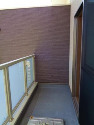 【バルコニー】KTIレジデンス駒川中野