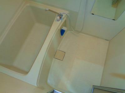 【浴室】ハイツプルミエ