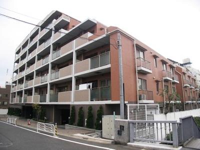 【外観】プライマリー門前仲町 平成14年築 門前仲町駅6分