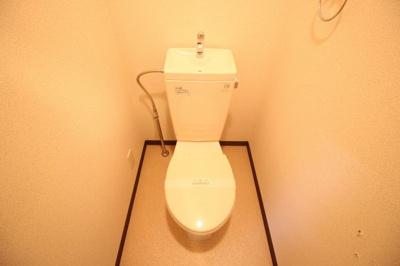 【トイレ】リバーサイド金岡 五番館
