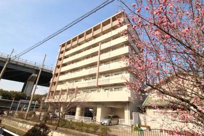 【外観】リバーサイド金岡 五番館