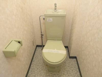 【トイレ】桜ヶ丘晴楽館