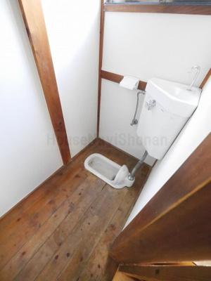 【トイレ】亀田アパート