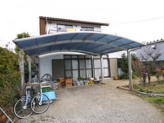 JR東金線東金駅徒歩約7分 敷地約150坪 5DKスーパーイオン約450mの生活施設が近く良い便利な住環境