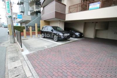 【駐車場】メゾンドフルール