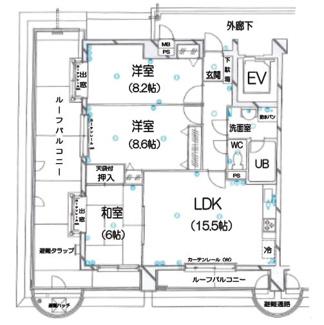 センチュリー鴻巣第二 4階【No.70007】