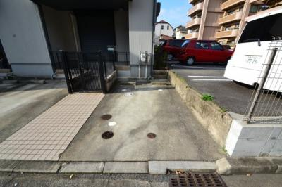 【駐車場】エリーナ六甲