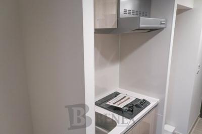 市谷仲之町ビューアパートメントのキッチンです