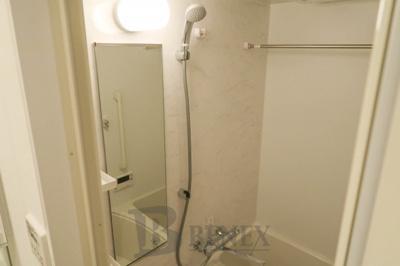 市谷仲之町ビューアパートメントのお風呂です