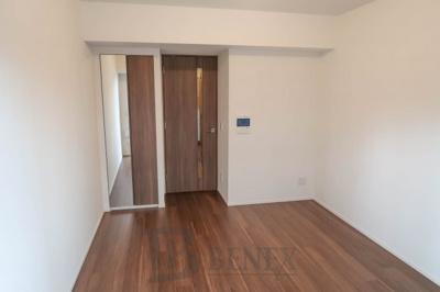 市谷仲之町ビューアパートメントの寝室です