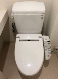 バス・トイレ別 温水洗浄便座