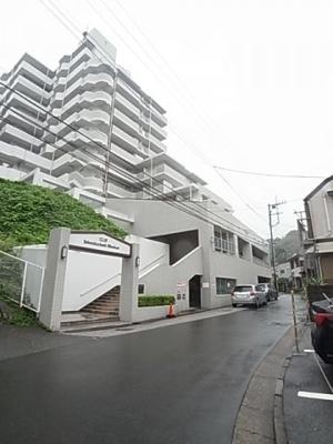【外観】クリオ横須賀中央弐番館