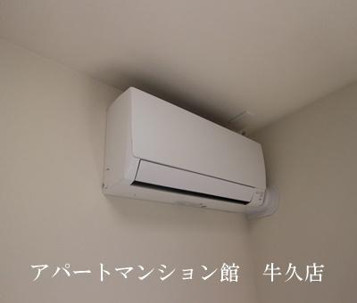 【設備】エスカーザ