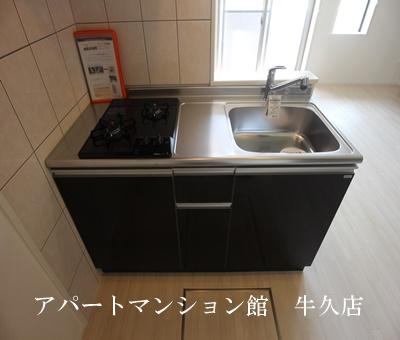 【キッチン】エスカーザ