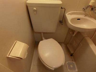 【トイレ】観音前ハイツ