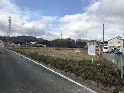 【外観】加東市上滝野分譲地 3号地