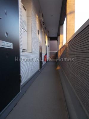 ハウス中野坂上の廊下☆