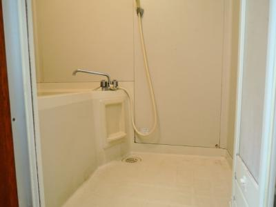 【浴室】八紘第三マンション
