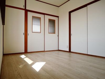 【寝室】八紘第三マンション