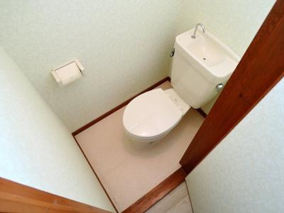 【トイレ】八紘第三マンション