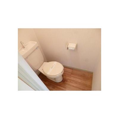 エステートピアTKのトイレ