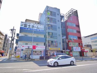 【外観】アクティブ宝泉ビル