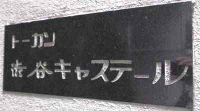 【外観パース】トーカン渋谷キャステール