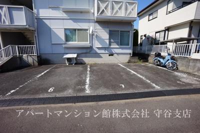 【駐車場】グリーンバレー