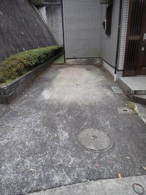 【駐車場】井上貸家C