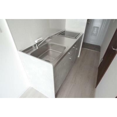 加賀ハイツのキッチンイメージ