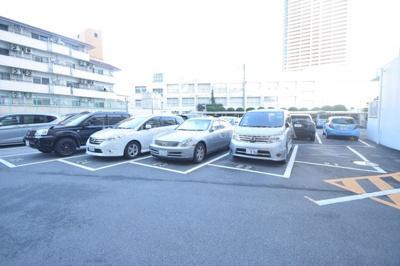 【駐車場】ユニライフ福島B棟
