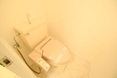 【トイレ】ユニライフ福島B棟