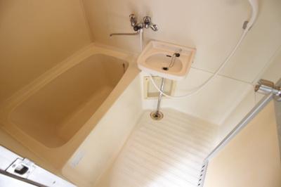 【浴室】松木マンション